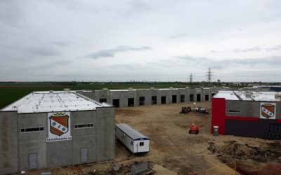 Storehouse Winnipeg Progress