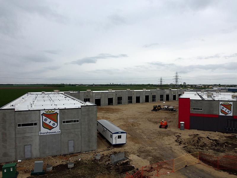 Storehouse Winnipeg Progress